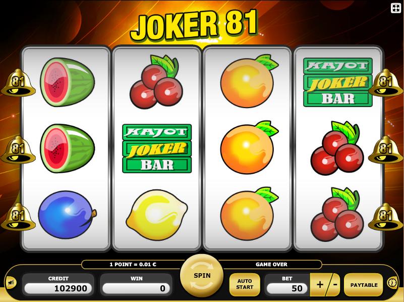 slots gratis online jokers online
