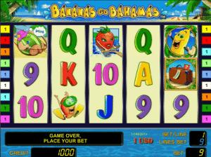 free bananas go bahamas slot