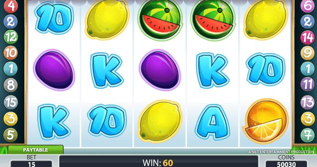 free fruit shop slot