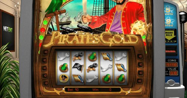 pirates gold free slot