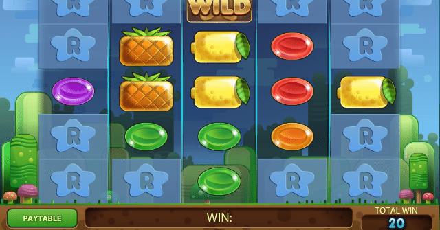 reel rush free slot