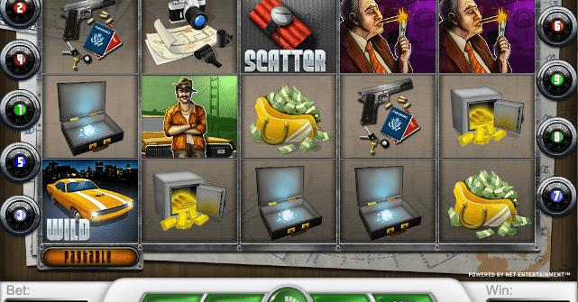 reel steal free slot
