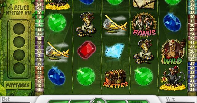 free slot relic raiders