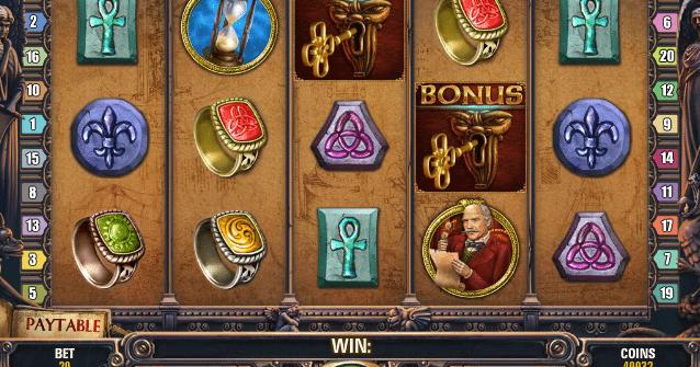 secret code free slot