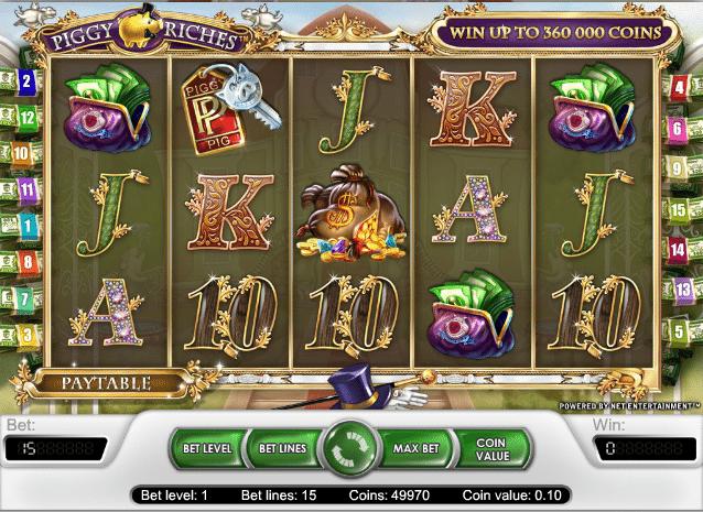 piggy riches free slot online