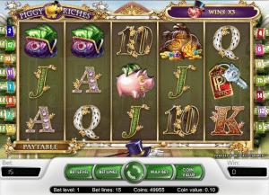 free piggy riches online slot