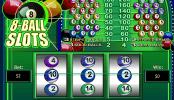 Free Slot 8 ball slot