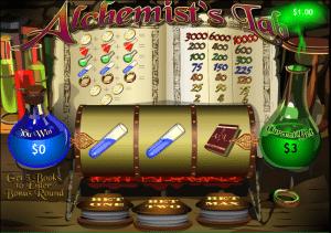 Alchemists Lab Free Slot