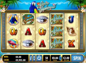 aloha island free online slot machine