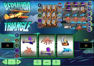 free bermuda triangle slot