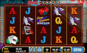 Free Slot Big Vegas Online