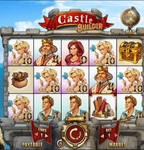 castle builder free online slot machine