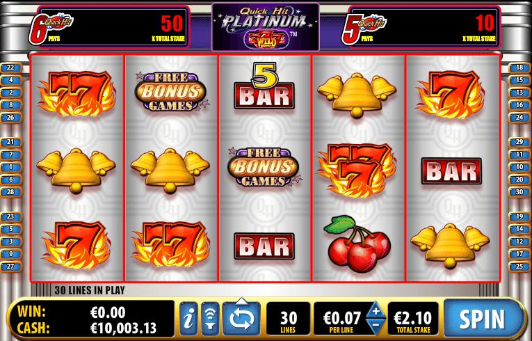 free slots 777 quick hits