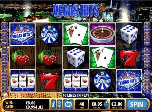 vegas hits free online slot