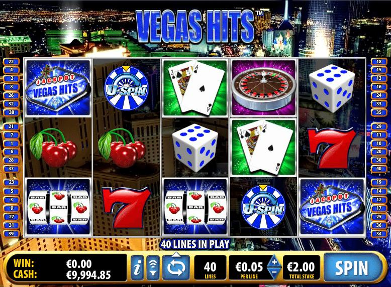 vegas slot online free