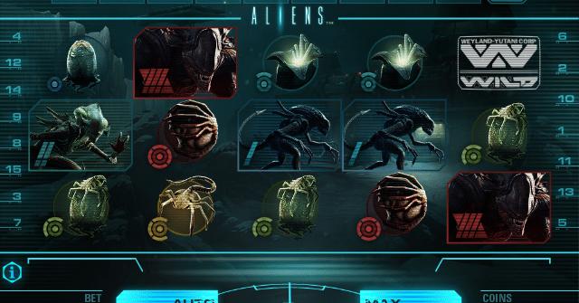 free slot machine aliens