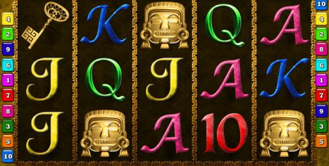 aztecs empire free slot
