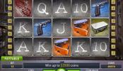 free slot machine crime scene