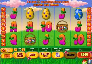 Easter surprise free slot machine