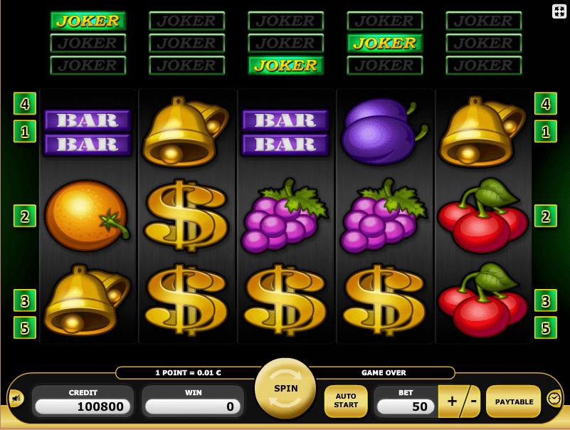 slot game online joker online