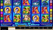 mermaids millions free slot