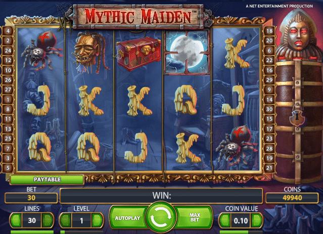 Spiele Mythic Maiden - Video Slots Online