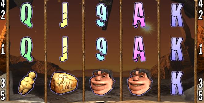 free slot machine stone age