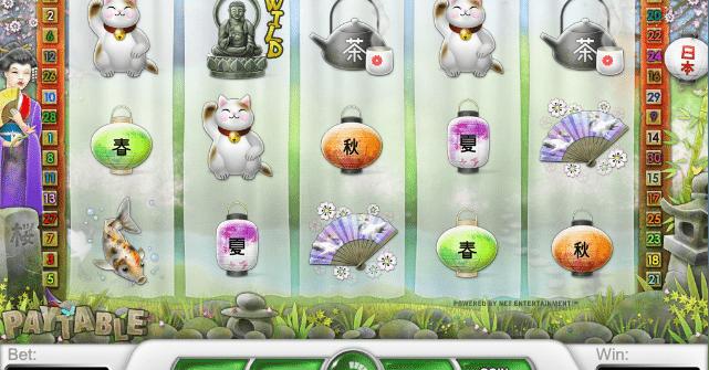 Geisha Wonders Free Online Slot