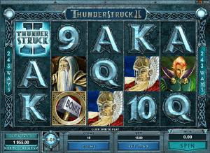 Free Thunderstruck Slot