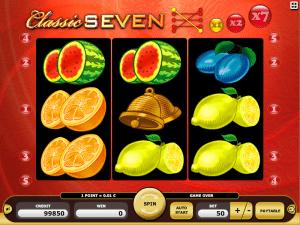 Classic Seven Free Slot Machine