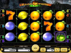 Halloween King Free Slot