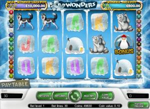 Icy Wonders Free Slot