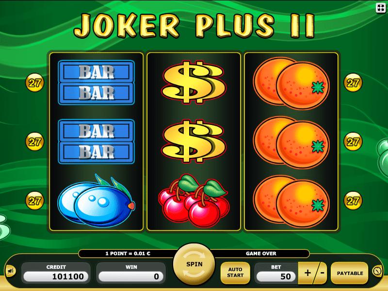 Jokers 4 Reel Slot - Free Online Casino Game by Simbat