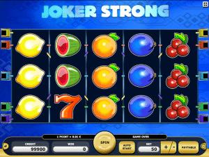 Free Joker Strong Slot
