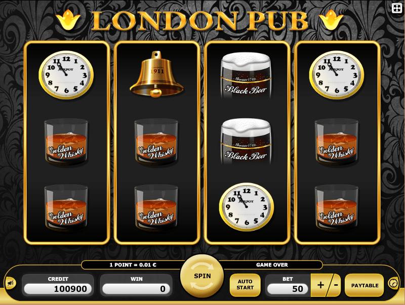 pub slots online