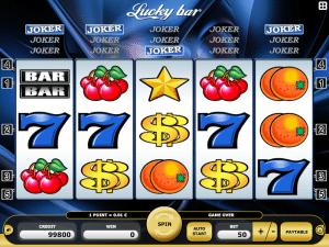 Lucky Bar Free Slot