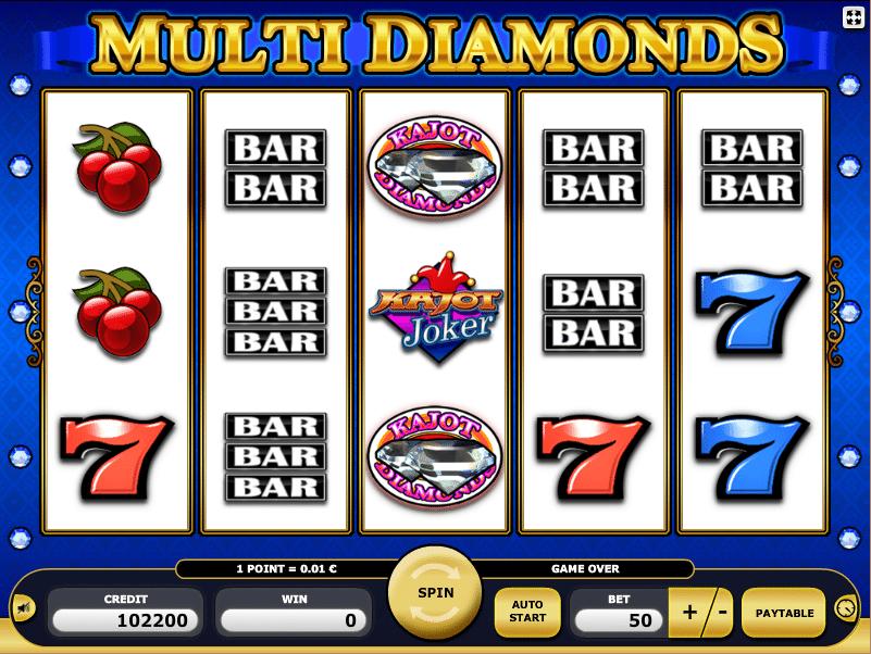 free multi slots online