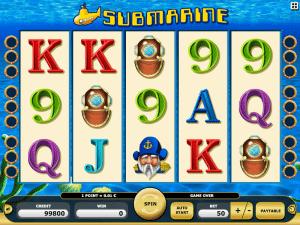 Submarine Free Slot