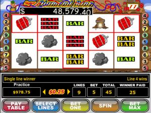 Super Diamond Mine Free Slot