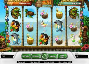 Free Tiki Wonders Slot