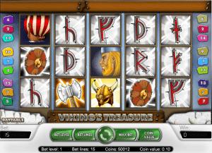 Free Viking's Treasure Slot