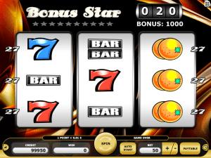 Bonus Star Free Slot