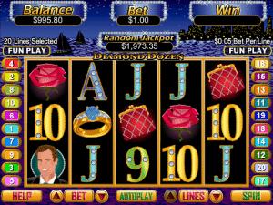 Diamond Dozen Free Slot