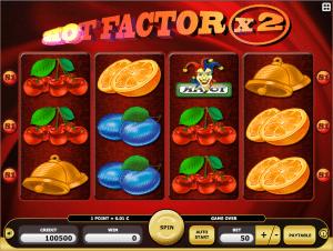 Hot Factor Free Slot Machine