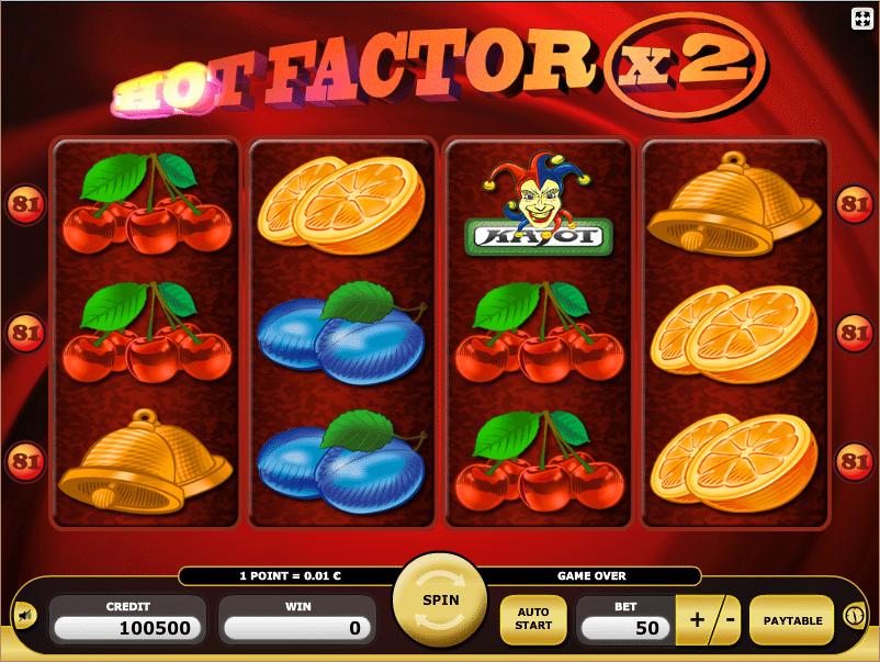 Hot Factor Slot Machine Online ᐈ Kajot™ Casino Slots