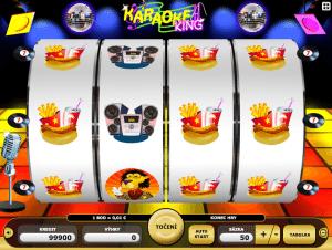 Free Karaoke King Slot Machine