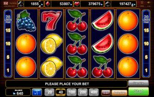 Free 20 Super Hot Slot Machine