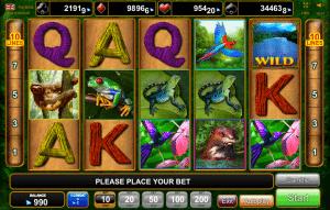 Free Amazing Amazonia Slot Machine