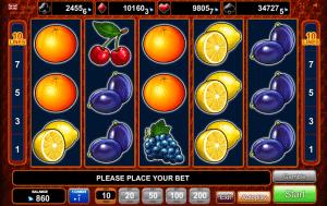Free Extra Stars Slot Machine