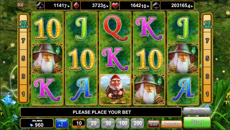 best online casino games fairy tale online